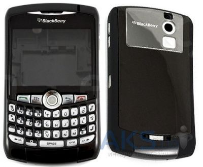 Корпус Blackberry 8310 Curve Black