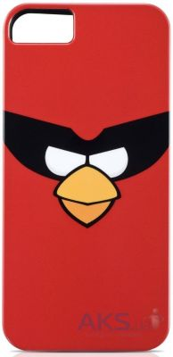Чехол Gear4 Angry Birds Protective Apple iPhone 5, iPhone 5S, iPhone SE Space Bird (ICAS501G)