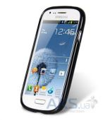 Вид 3 - Чехол Melkco Poly Jacket TPU cover for Samsung i8190 Galaxy S III mini Black (SSGN81TULT2BKMT)
