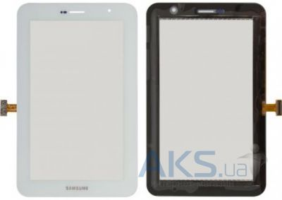 Сенсорные панели (тачскрин) Samsung P6200 Galaxy Tab 7.0 Plus, P6210 Galaxy Tab 7.0 Plus White