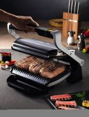 Вид 4 - Гриль Tefal 712D34 Optigrill Plus
