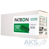 Картридж Patron HP LJ CB436A/CANON 713 GREEN Label (PN-36A/713GL) Black