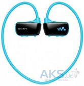 Вид 5 - Mp3-плеер Sony NWZ-W273S/L Black/Blue