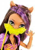 Игрушка Mattel Кукла Клоудин Вульф Welcome to Monster High (DNX18)