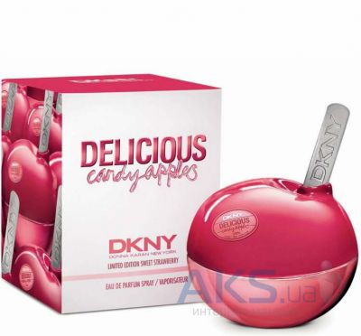 Donna Karan DKNY Be Delicious Candy Apples Sweet Strawberry Парфюмированная вода 50 ml