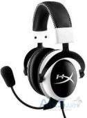 Наушники (гарнитура) Kingston HyperX Cloud Gaming Headset White