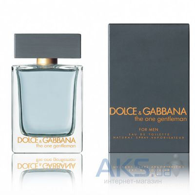 Dolce&Gabbana The One Gentleman Туалетная вода 30 ml