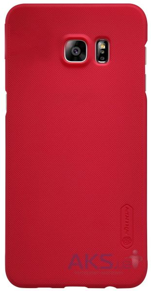Чехол Nillkin Super Frosted Shield Samsung G920F Galaxy S6 Red