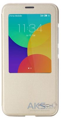 Чехол Rock Touch Series Meizu MX5 Gold