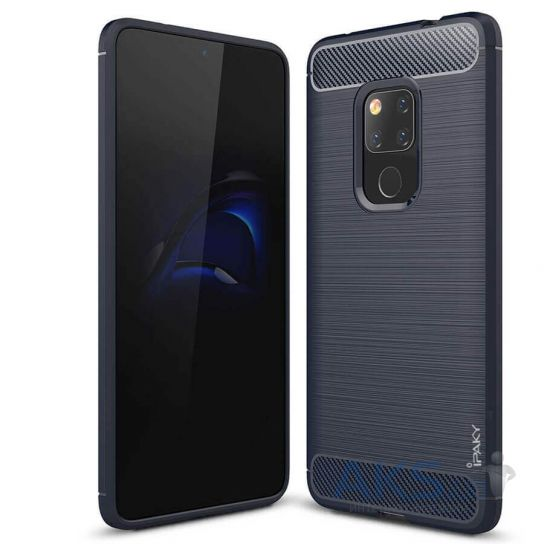 Чехол iPaky Slim Series Huawei Mate 20 Blue