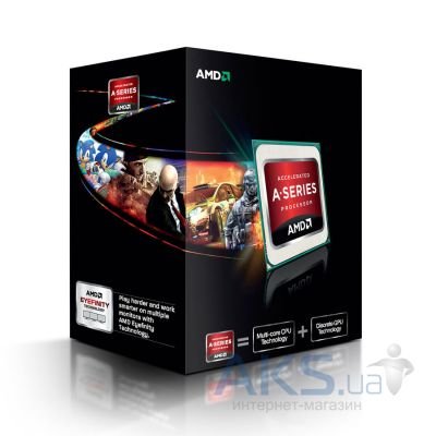 Процессор AMD A8-5600K X4 (AD560KWOHJBOX)