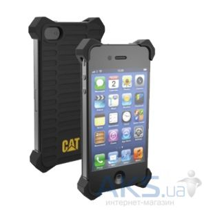 Чехол CAT Active Utility Apple iPhone 5, iPhone 5S, iPhone SE Black (5060280960611)