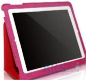 Чехол для планшета Hoco Ultrathin leather case for iPad 2/3/4 Red