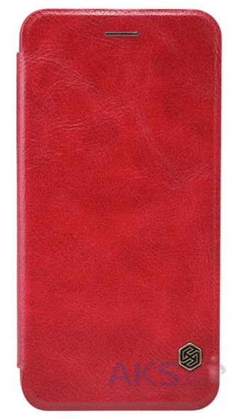 Чехол Nillkin Qin Leather Series Apple iPhone 6, iPhone 6S Red