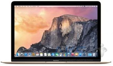 Ноутбук Apple MacBook A1534 (MK4M2UA/A) Gold