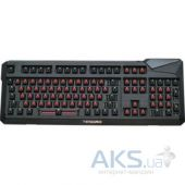 Вид 2 - Клавиатура Tesoro DURANDAL eSport EDITION red/ black switches (TS-G1NL eSport) Black