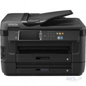 МФУ Epson А3 WorkForce WF7610DWF c WI-FI (C11CC98302)