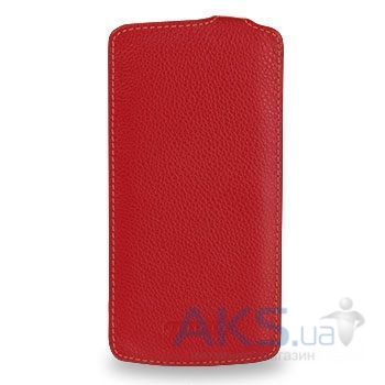 Чехол TETDED Leather Flip Series Lenovo A680 Red