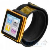 Чехoл Ozaki iCoat Watch+ Black for iPod nano 6G (IC878BK)