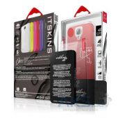 Вид 4 - Чехол ITSkins Zero.3 cover case for Samsung i9500 Galaxy S IV Red (SGS4 ZERO3 REDD)