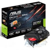 Вид 5 - Видеокарта Asus GeForce GTX970 4096Mb DC OC Mini (GTX970-DCMOC-4GD5)