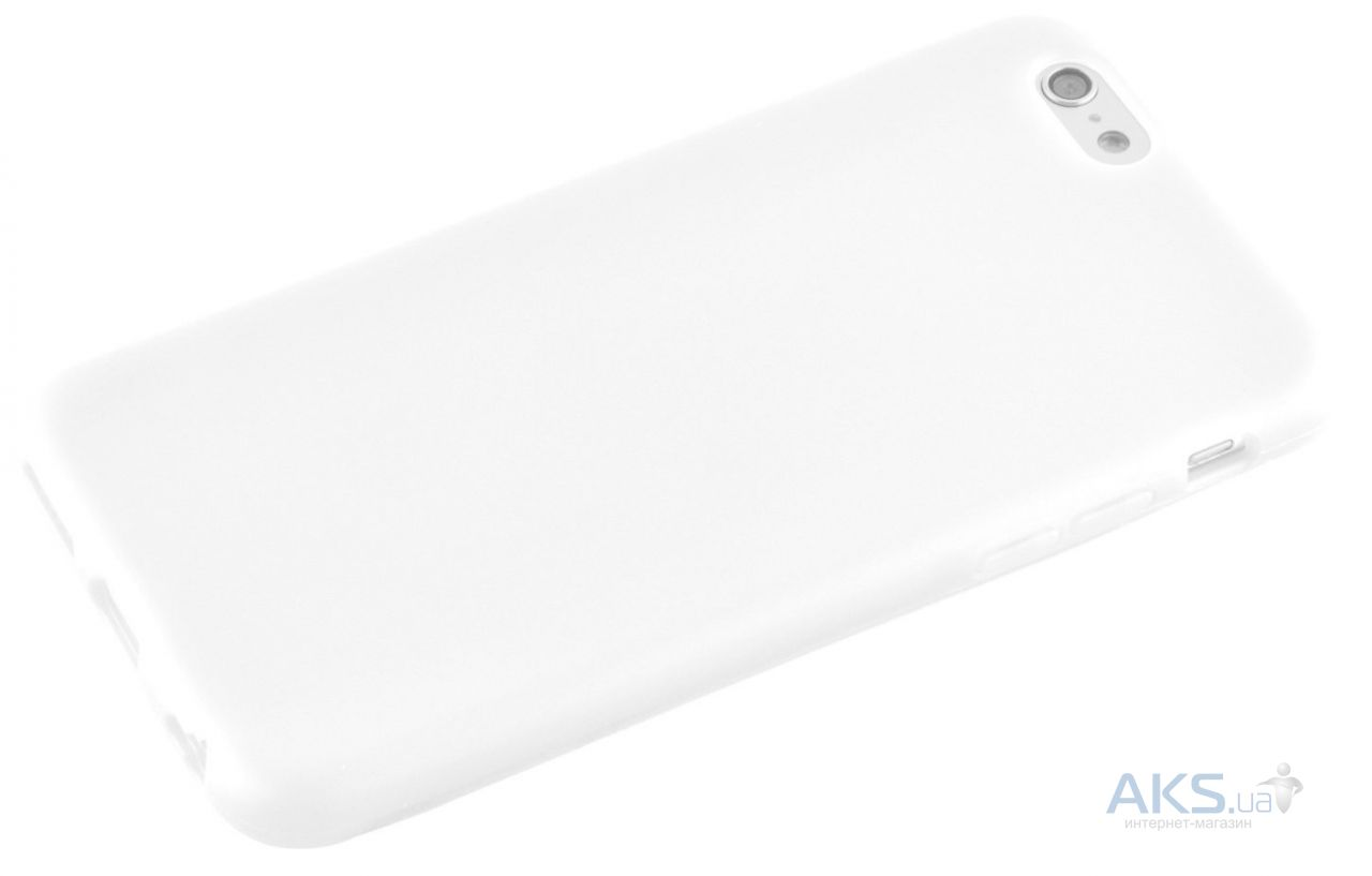 Чехол AIRON Power Case for Apple iPhone 6/6S White