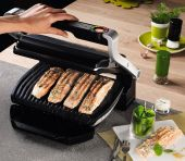Вид 8 - Гриль Tefal 712D34 Optigrill Plus