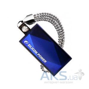 Флешка Silicon Power Touch 810 16Gb Blue