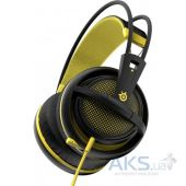 Вид 2 - Гарнитура для компьютера Steelseries Siberia 200 Yellow