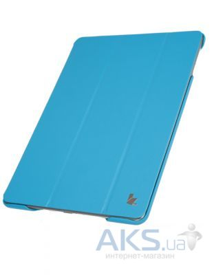 Чехол для планшета JisonCase Executive Smart Cover for iPad Air Blue [JS-ID5-01H40]
