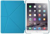 Вид 5 - Чехол для планшета Laut Origami Trifolio cases for iPad Mini \ Mini Retina Blue (LAUT_IPM_TF_BL)