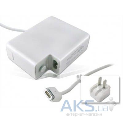 Блок питания для ноутбука Apple 85W MagSafe Power Adapter (MacBook Pro) (MC461Z/A)