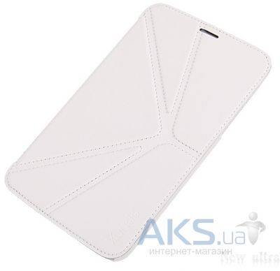 Чехол для планшета Xundd Leather Case for Samsung T310 Galaxy Tab 8.0 white