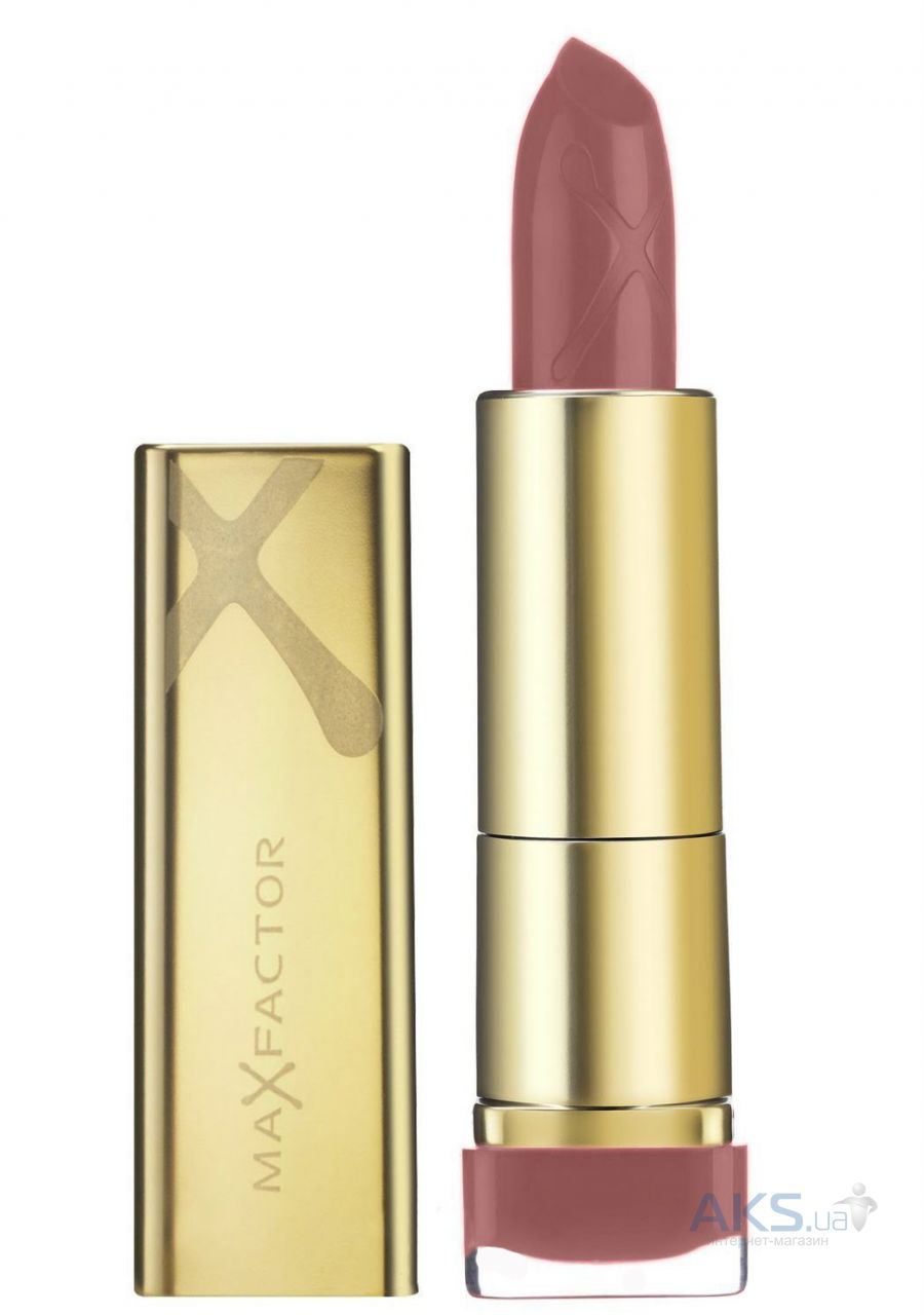 Помада Max Factor Colour Elixir Lipsticks №837 Sunbronze