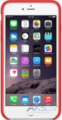 Вид 2 - Apple High Copy Leather Case iPhone 6 Plus Red