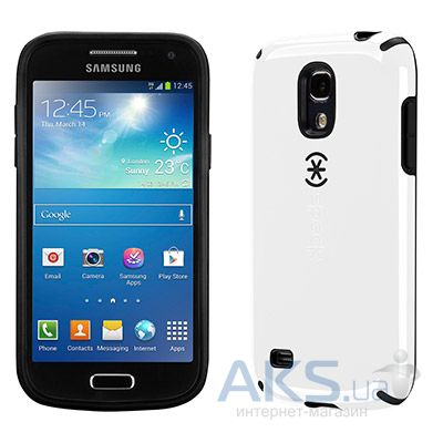 Чехол Speck for Samsung i9190 Galaxy S4 mini CandyShell White/Black (SPK-A2154)