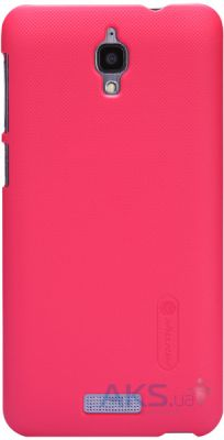 Чехол Nillkin Super Frosted Shield Lenovo S660 Red