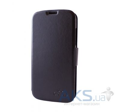 Чехол Grand Book case for LG G3s Black