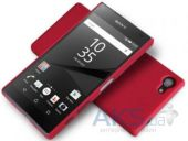 Вид 2 - Чехол Nillkin Super Frosted Shield Sony Xperia Z5 E6683 Red