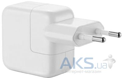 Зарядка для планшета Apple 12W USB Power Adapter MB818ZM/A Original