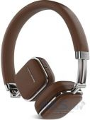 Вид 3 - Наушники (гарнитура) Harman Kardon On-Ear Headphone SOHO Wireless Brown (HKSOHOBTBRN)