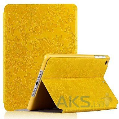 Чехол для планшета Devia Charming for iPad Mini Retina/Mini Yellow