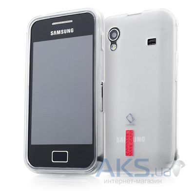 Чехол Capdase Soft Jacket 2 Xpose White for Samsung Galaxy Ace S5830