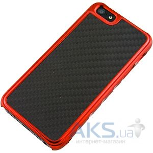Чехол ION Factory Predator iPhone 5S/5 red (i1214- PNE018)