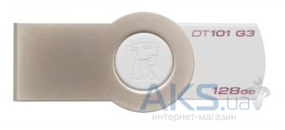 Флешка Kingston DT101 G3 128GB USB 3.0