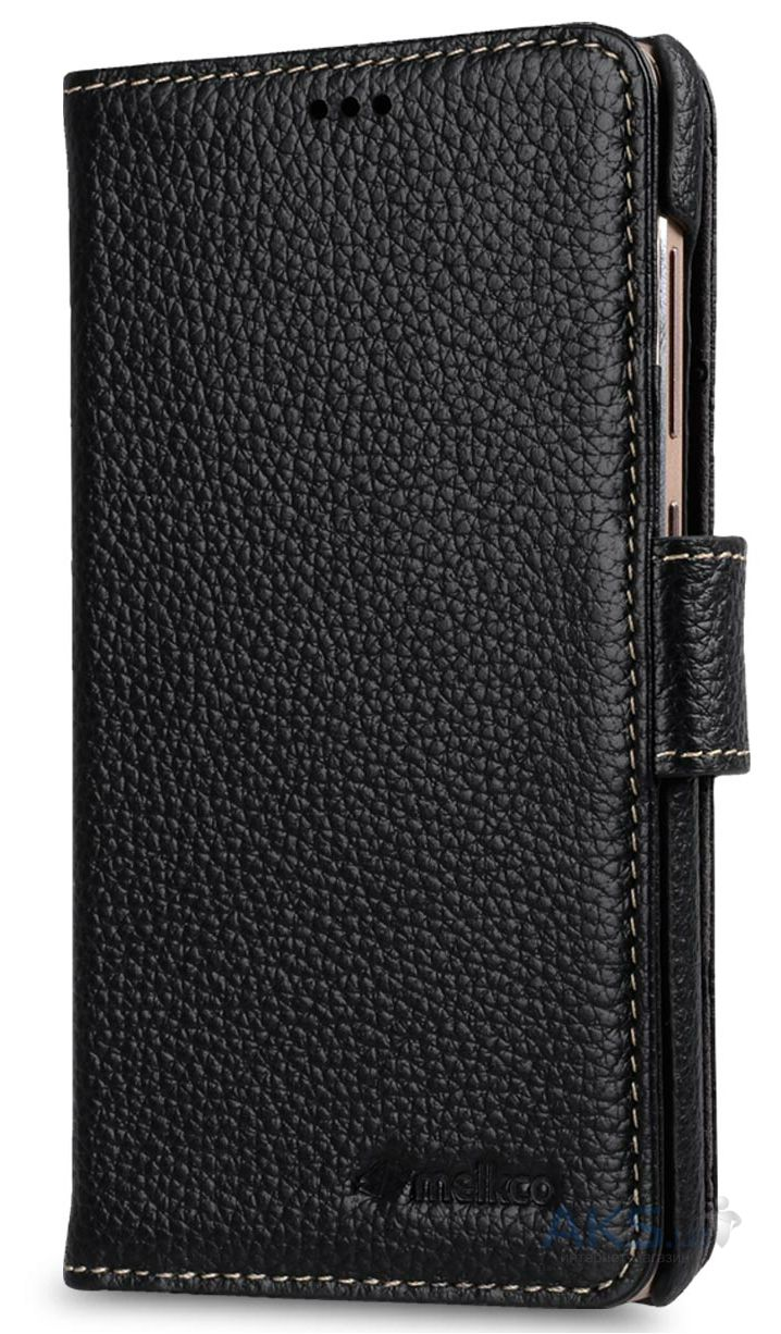 Чехол Melkco Leather Series Xiaomi Redmi 3 Pro, Redmi 3S Black