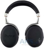 Вид 3 - Наушники (гарнитура) Parrot Zik 2.0 Wireless Headphones Black (PF561020AA)