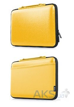 "Чехол Capdase mKeeper Notebook Sleeve Koat Yellow for MacBook Air 11"" 2010/11/12 Желтый (MKAPMBA11-A10E)"