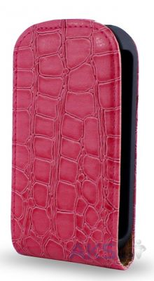 Чехол Atlanta Book case HTC One М7 801e Red (K39)