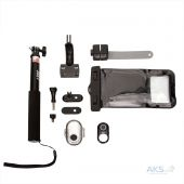 Вид 5 - Монопод JUST Selfie Stick PRO Water Set Black (SLF-STKPW-BLK)